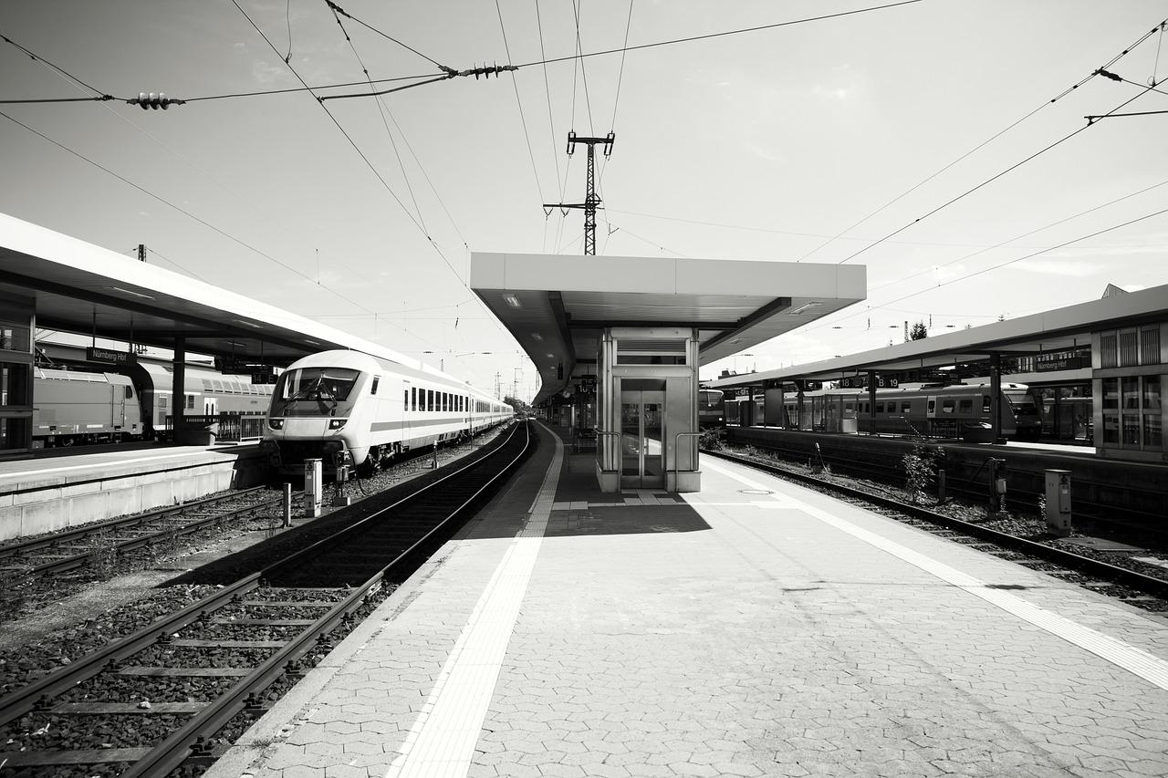 Bild: Hauptbahnhof-Nürnberg